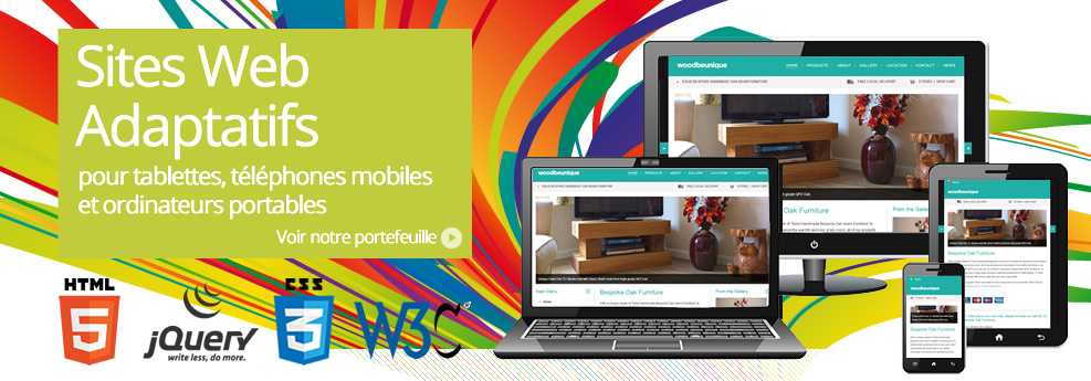 Sites Web Adaptatifs